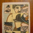 Coleccionismo Cromos antiguos: CROMO - ROMPE CABEZAS CHARLOT - LITOGRAFICO. Lote 27108805