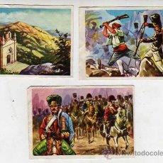Coleccionismo Cromos antiguos: CROMOS DE MONTSERRAT SU HISTORIA Y SUS LEYENDAS 1,50 EUROS UNIDAD. Lote 25073068