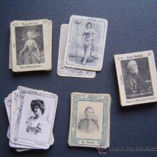 Coleccionismo Cromos antiguos: 50 FOTOTIPIAS / CROMOS DE CAJAS DE CERILLAS DEL GREMIO DE FABRICANTES DE DIFERENTES SERIES . Lote 25212618