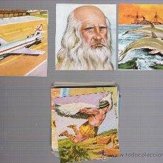 Coleccionismo Cromos antiguos: MUNDO AMENO. BRUGUERA 1973. CROMOS A 0,50. PREGUNTA POR TUS FALTAS.. Lote 25538972