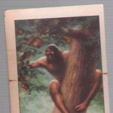 Coleccionismo Cromos antiguos: HISTORIA DEL PROGRESO HUMANO. LOTE DE 12 CROMOS.. Lote 26794256