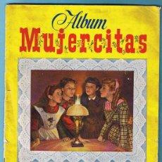 Coleccionismo Cromos antiguos: LOTE DE CROMOS. CROMOS SUELTOS; 0,80 €. ALBUM MUJERCITAS. EDICIONES CLIPER. BARCELONA, 1952.. Lote 46950998