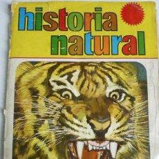 Coleccionismo Cromos antiguos: LOTE DE 5 CROMOS DEL ALBUM HISTORIA NATURAL BRUGUERA TAMBIÉN SUELTOS ELIGIENDO NÚMEROS. Lote 31186127