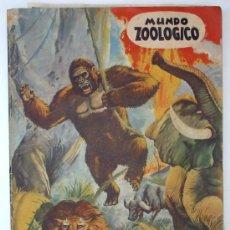 Coleccionismo Cromos antiguos: LOTE DE CROMOS. SUELTOS; 0,60 €. MUNDO ZOOLÓGICO. EDITORIAL FHER. COLECCIÓN DE 750 CROMOS.. Lote 37487127