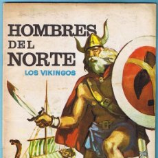Coleccionismo Cromos antiguos: LOTE DE CROMOS CROMOS SUELTOS; 0,90 €. HOMBRES DEL NORTE. LOS VIKINGOS. EDITORIAL RUIZ ROMERO, 1965.. Lote 34934424