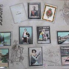 Coleccionismo Cromos antiguos: CROMOS SUELTOS ALBUN ALRREDEDOR DEL MUNDO DE CIGARRILLOS SUSINI - CUBA - 1.6€ C/U - VER LISTADO 148. Lote 181532191