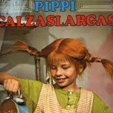 Coleccionismo Cromos antiguos: ALBUM PIPPI CALZASLARGAS CROMOS DESPEGADOS. Lote 31545395