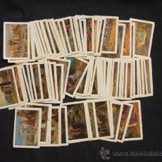 Coleccionismo Cromos antiguos: LOTE 98 CROMOS - HISTORIA SAGRADA - POSIBILIDAD DE VENDER SUELTOS - . Lote 29530827