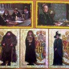 Coleccionismo Cromos antiguos: HARRY POTTER Y LA PIEDRA FILOSOFAL - PANINI 2001 - LOTE DE 117 CROMOS, SUELTOS A 0,50 EUROS C/U.. Lote 49085058