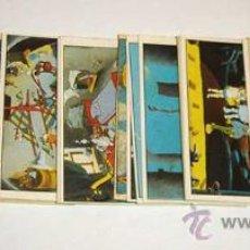 Coleccionismo Cromos antiguos: LOTE CROMOS SUELTOS EL MAGO DE OZ TVE EDITORIAL CELDITOR. Lote 29653336