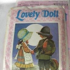 Coleccionismo Cromos antiguos: SOBRE SIN ABRIR LOVELY DOLL. Lote 30059901
