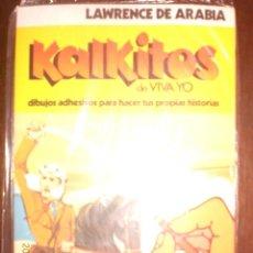 Coleccionismo Cromos antiguos: KALKITOS - LAWRENCE DE ARABIA. Lote 179059028