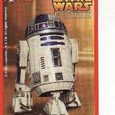 Coleccionismo Cromos antiguos: POPITAS -- STAR WARS -- EPISODIO III -- R2-D2. Lote 30860492