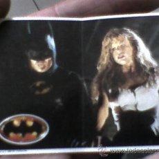 Coleccionismo Cromos antiguos: CROMO BATMAN PANRICO DC COMICS 1989. Lote 31025700