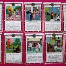 Coleccionismo Cromos antiguos: COLECCION COMPLETA. LA TELEFONIA SIN HILOS. CHOCOLATE CHOCOLATES OBSEQUIO DE LA CASA AMATLLER.. Lote 31996727