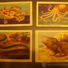 Coleccionismo Cromos antiguos: LOTE 4 CROMOS CELTA* *. Lote 33146628