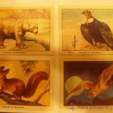 Coleccionismo Cromos antiguos: LOTE 4 CROMOS CELTA* *. Lote 33146753