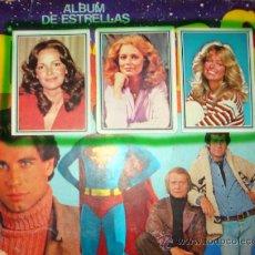 Coleccionismo Cromos antiguos: 3 CROMOS TELE-STARS 1978 ESTE 81 JACKLIN SMITH-82 CHERYD LADD-83 FARAH FAWCETT ÁNGELES DE CHARLIE. Lote 34787801
