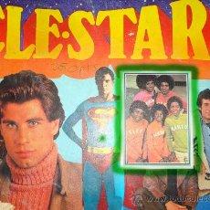 Coleccionismo Cromos antiguos: CROMO DEL ALBUM TELE-STARS 1978 DE EDICIONES ESTE Nº 133 LOS JACKSONS NUEVO. Lote 34787881