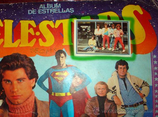 CROMO ALBUM TELE-STARS 1978 DE EDICIONES ESTE Nº 130 TEQUILA NUEVO (Coleccionismo - Cromos y Álbumes - Cromos Antiguos)