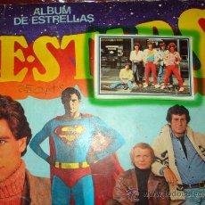 Coleccionismo Cromos antiguos: CROMO ALBUM TELE-STARS 1978 DE EDICIONES ESTE Nº 130 TEQUILA NUEVO. Lote 34791646