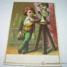 Coleccionismo Cromos antiguos: CROMO CHOCOLATE JUNCOSA.. Lote 35221104
