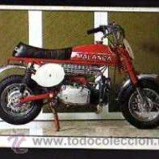 Coleccionismo Cromos antiguos: CROMO MOTO 80. Nº 119. MALANCA MINI. Lote 182997728