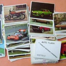Coleccionismo Cromos antiguos: CROMOS AUTO FLASH 1982 - MAGA. Lote 39778403