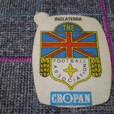 Coleccionismo Cromos antiguos: PEGATINA CROMO SIN DESPEGAR JUEGA LOS MUNDIALES CON CROPAN 82. Lote 35936832