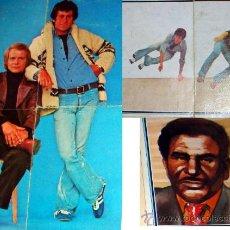 Coleccionismo Cromos antiguos: 7 CROMOS ALBUM TELE-STARS 1978 EDICIONES ESTE STARSKY Y HUTCH-11-12-13-14-17-18-19. Lote 36188999