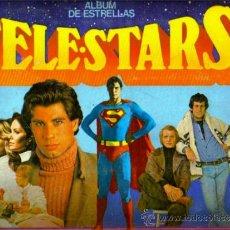 Coleccionismo Cromos antiguos: 5 CROMOS ALBUM TELE-STARS 1978 EDICIONES ESTE -VIAJE FANTÁSTICO Nº 43-44-46-47 Y 51. Lote 36207164