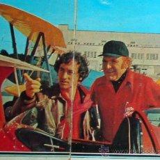 Coleccionismo Cromos antiguos: 2 CROMOS ALBUM TELE-STARS 1978 EDICIONES ESTE -LOS PILOTOS DE SPENCER Nº 102-103. Lote 36252169
