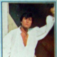Coleccionismo Cromos antiguos: CROMO ALBUM TELE-STARS 1978 EDICIONES ESTE-SECCIÓN VOCES FAMOSAS MANOLO OTERO Nº 133. Lote 36280441
