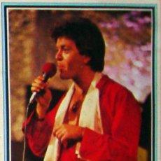 Coleccionismo Cromos antiguos: CROMO ALBUM TELE-STARS 1978 EDICIONES ESTE-SECCIÓN VOCES FAMOSAS UMBERTO TOZZI Nº 138. Lote 36281187