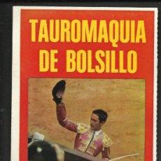 Coleccionismo Cromos antiguos: TAUROMAQUIA DE BOLSILLO - COL. 171 CR. COMPLETA - LA ACTUALIDAD - VER FOTOS ADIC. - (CR-186). Lote 36560344