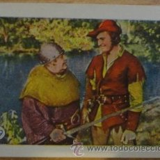 Collectionnisme Cartes à collectionner anciennes: CROMO ROBIN HOOD Nº 39 - RF/CROMO-011 , . Lote 36570679
