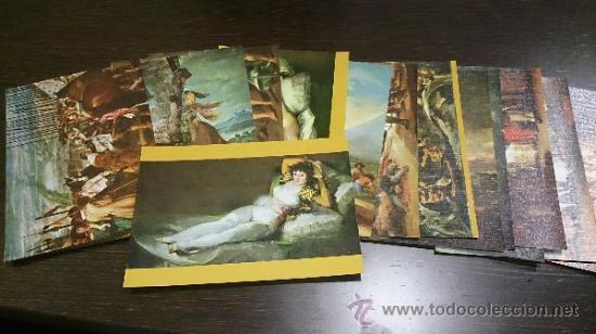 Coleccionismo Cromos antiguos: Colección COMPLETA 144 cromos ARTE UNIVERSAL - CEDIPSA - Foto 9 - 218768772