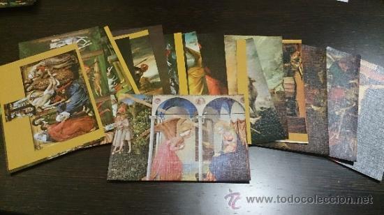 Coleccionismo Cromos antiguos: Colección COMPLETA 144 cromos ARTE UNIVERSAL - CEDIPSA - Foto 8 - 218768765