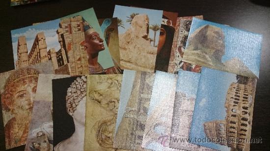 Coleccionismo Cromos antiguos: Colección COMPLETA 144 cromos ARTE UNIVERSAL - CEDIPSA - Foto 4 - 218768765