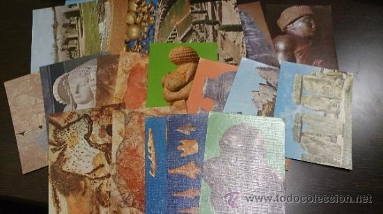 Coleccionismo Cromos antiguos: Colección COMPLETA 144 cromos ARTE UNIVERSAL - CEDIPSA - Foto 2 - 218768772