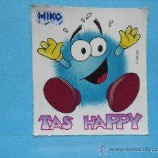 Coleccionismo Cromos antiguos: MIKO 1998 CROMO TAS HAPPY. Lote 38728276