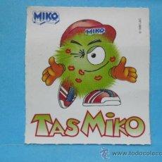 Coleccionismo Cromos antiguos: MIKO 1998 CROMO TAS MIKO. Lote 38761190