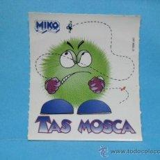 Coleccionismo Cromos antiguos: MIKO 1998 CROMO TAS MOSCA. Lote 38761223