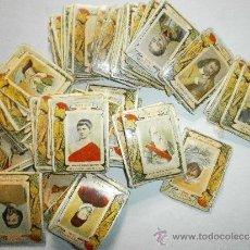 Coleccionismo Cromos antiguos: 49 CROMOS ANTIGUOS DE CERILLAS SERIE 18. Lote 39044739