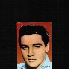 Coleccionismo Cromos antiguos: CROMO ELVIS PRESLEY - FOTO MGM. Lote 39730611