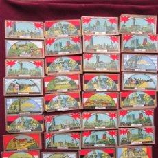 Coleccionismo Cromos antiguos: LOTE 66 CROMOS DE PAISES, ESTADOS EUROPEOS. CHOCOLATES Y GALLETAS SOLSONA AÑOS 30 TEBENI. Lote 39984808