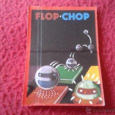 Coleccionismo Cromos antiguos: CROMO BOLLYCAO AÑOS 80 MSX HIT-BIT SONY NUNCA PEGADO DIFICIL FLOP-CHOP FLOP CHOP JUEGOS DE ORDENADOR. Lote 40280135