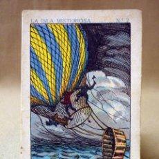 Coleccionismo Cromos antiguos: CROMO, LA ISLA MISTERIOSA, Nº 2, MAGATZEMS JORBA, 11 X 7 CM. Lote 41135721
