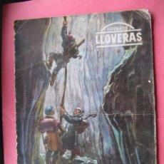 Coleccionismo Cromos antiguos: LOTE DE CROMOS. PRECIO POR CROMO; 0,90 €. ÁLBUM VIAJE AL CENTRO DE LA TIERRA. CHOCOLATES LLOVERAS.. Lote 42275543