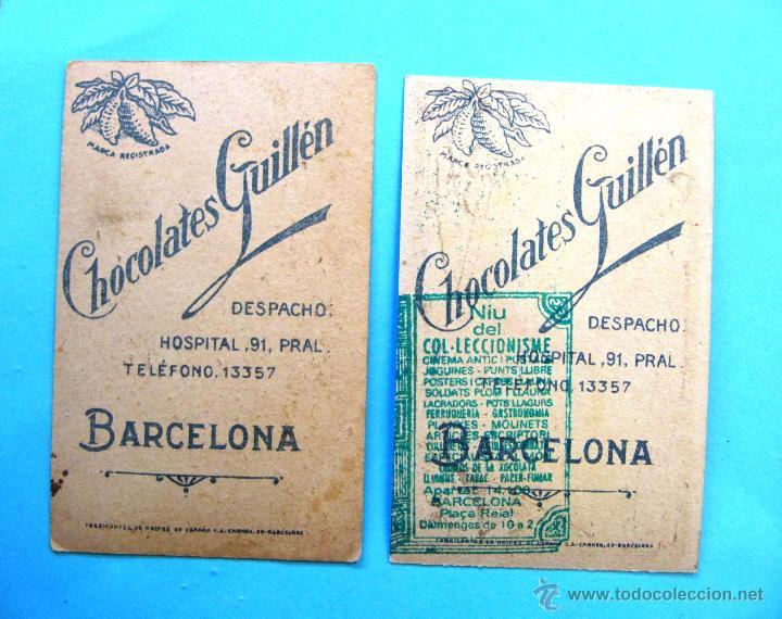 Coleccionismo Cromos antiguos: LOTE CROMOS SUELTOS; 4 €. EPISODIOS DE LA PROCLAMACIÓN DE LA REPÚBLICA ESPAÑOLA. CHOCOLATES GUILLÉN. - Foto 4 - 42168876
